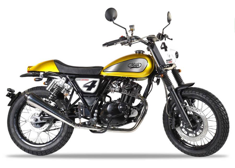 Moto Mash 125