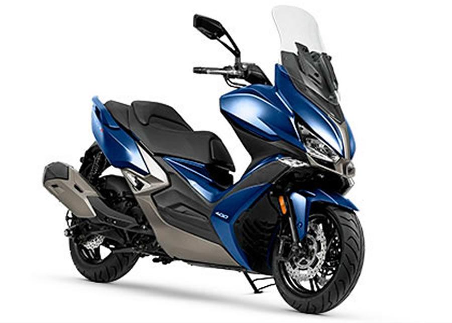 vendita scooter kymco