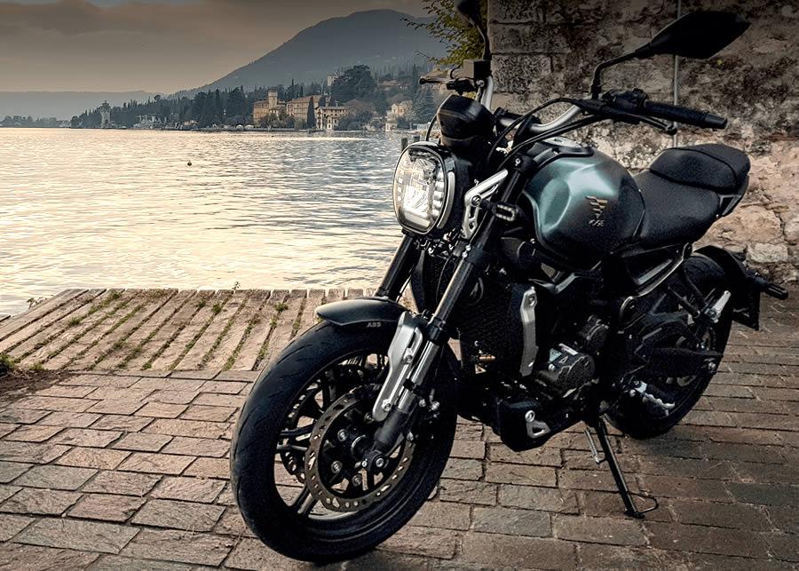 moto voge trofeo