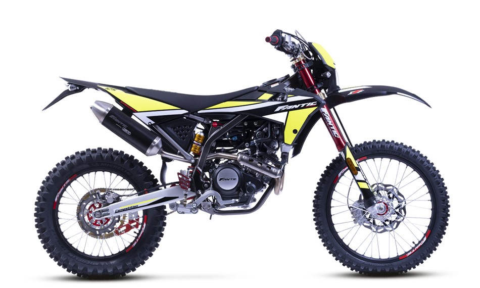 XEF 125 COMPETITION